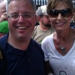Five Items of Interest: Palin at Iowa State Fair, Santorum a Wildcard?, Apocalyptic Tattoo and More