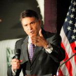 Rick Perry Is Off and Running in Iowa and Nationally
