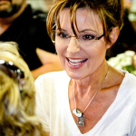 What Iowa State Patrol Protection for Sarah Palin?