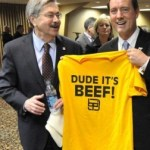Branstad Encourages Iowa School Superintendents to Continue Use of Healthy, Lean Beef