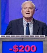 Chris Matthews on Jeopardy