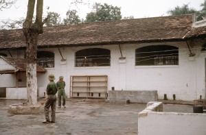 Hanoi Hilton and Guards