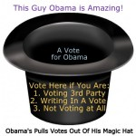 Vote Tampering by Obama Campaign Suspected, Romney Supporters Allege.