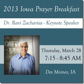 Iowa Prayer Breakfast