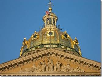 iowa-state-capitol-dome