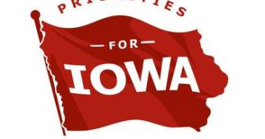 Priorities for Iowans