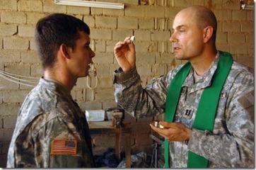 Army Chaplain