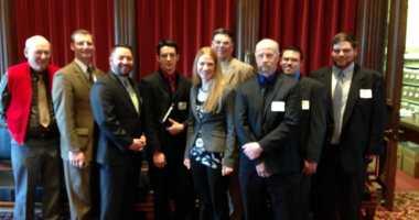 Amy Sinclair Iowa Senate District 14 Pastors