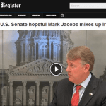 Was Mark Jacobs' Gaffe on Iraq & Iran Headline Material?