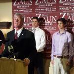 Brad Zaun Upbeat About Iowa 3rd District Nomination Convention