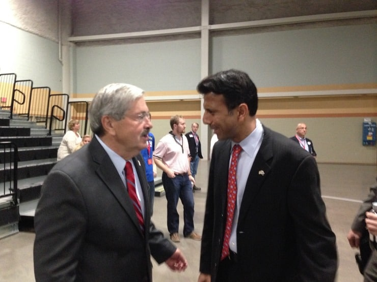 Branstad and Jindal