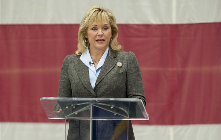 Gov. Mary Fallin (R-OK)
