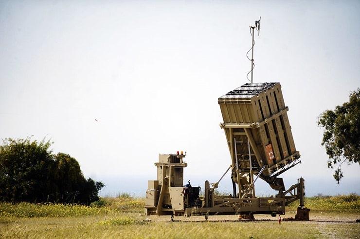 IDF-Iron-Dome-Battery-Deployed-Near-Ashkelon