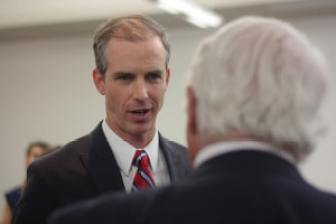 Democrat Secretary of State Candidate Brad Anderson