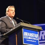 Chris Christie Stumps for Branstad, Iowa Republicans at Birthday Bash