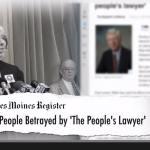 Adam Gregg Releases New Ad in Iowa Attorney General's Race