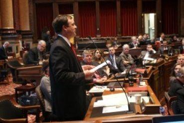 Iowa Senate Republican Leader Bill Dix Photo credit: Iowa Senate Republicans