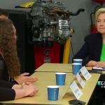Iowa Democrats on Clinton's Tenure as Secretary of State (Video)