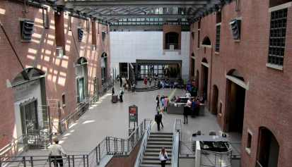 United States Holocaust Memorial Museum in Washington, DCPhoto credit: Agnostic Preacher's Kids (CC-By-SA 3.0)
