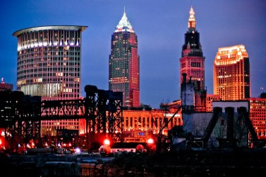 The Fox News GOP Debate will be held in Cleveland, OHPhoto credit: Joshua Rothhaas (CC-By-2.0)