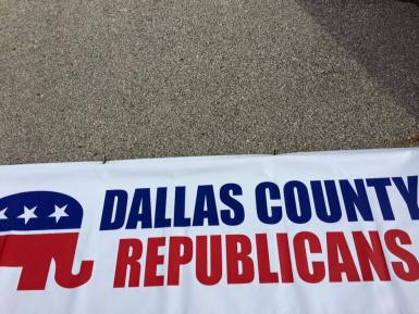 Photo credit: Dallas County Republicans
