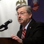 Terry Branstad: People Don't Really Need Guns at the Iowa State Fair