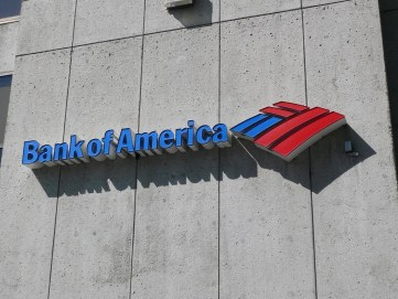 Bank of America had the lowest score.Photo credit: Michael Gray (CC-By-SA 2.0)