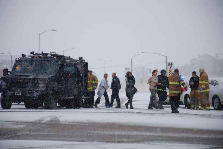 Shooter at Colorado Springs Planned Parenthood