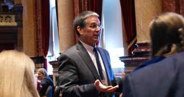 State Senator Jerry Behn (R-Boone) Photo credit: Iowa Senate Republicans