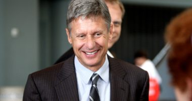 Gary Johnson at CPAC FL in Orlando, FL in 2011. Photo credit: Gage Skidmore (CC-By-SA 2.0)