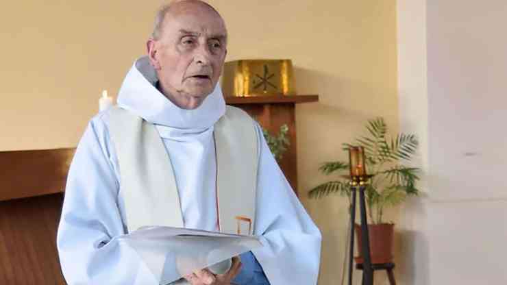 Father Jacques Hamel was martyred by two ISIS soldiers.