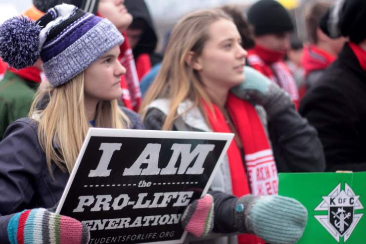Photo credit: Students for Life