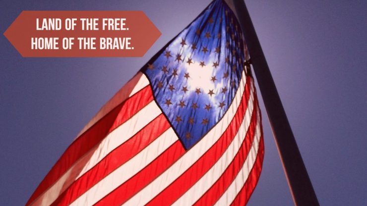 us-flag-land-of-free-home-of-brave