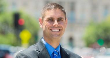 State Senator Nate Boulton (D-Des Moines)