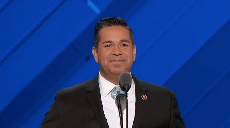 Congressman Ben Ray Luján (D-NM), chairman of the DCCC.