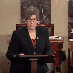 (Video) Ernst Defends Life on the Senate Floor