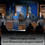 Video: Iowa Democrat Gubernatorial Candidates on Gun Control