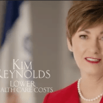 Reynolds Launches Third Ad In Iowa Gubernatorial Race