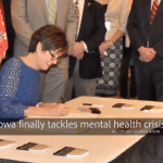 New Reynolds Ad Highlights Mental Health Reform Efforts in Iowa