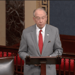 Grassley: Dems Delay Tactics Aimed at Distracting from Kavanaugh's Qualifications
