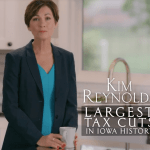 New Reynolds Ad Focuses on Tax Cuts