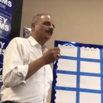 Eric Holder to GA Democrats: 'When They Go Low, We Kick Them'