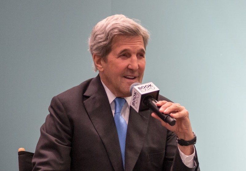 John Kerry lacks actual scientific credentials
