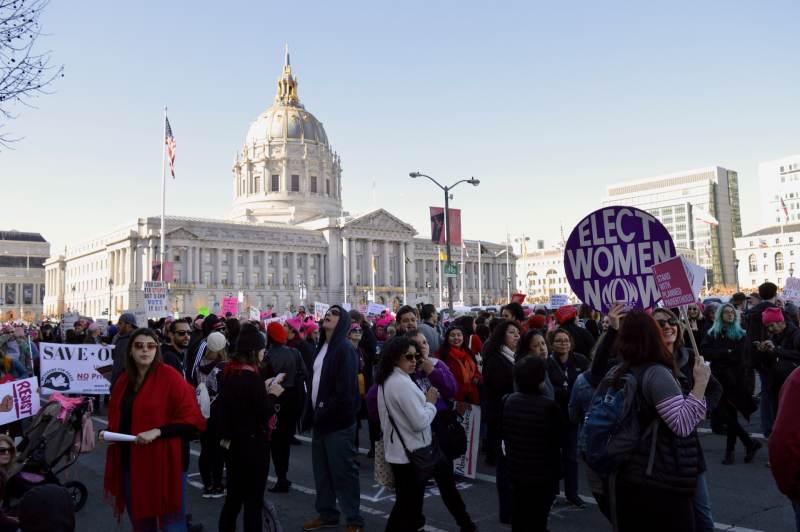 elect women rally