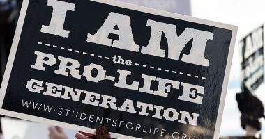 I am the pro-life generation