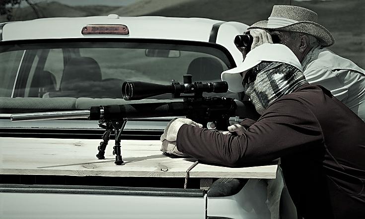 Rioting Mobs vs Sniper Ambush Vigilantes: A Vision of the Future