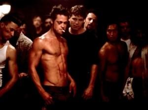 Fight Club: Gayer than Gay