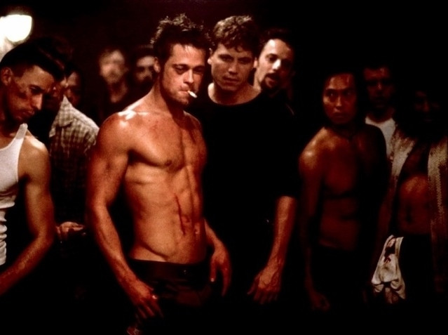 Fight Club: Gayer than Gay