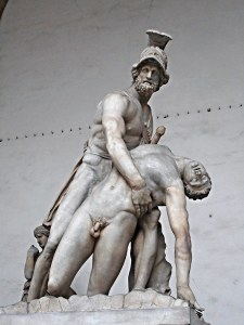 Patrokles Wasn't Gay