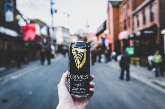 Don't miss the Guinness Storehouse on your trip to Dublin